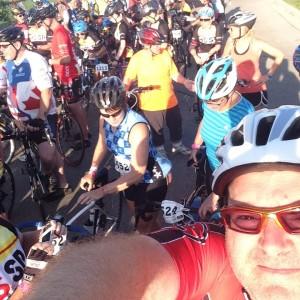 Smart Panda - MS Bike Ride - Day 2 - Selfie