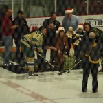 Smart Panda - Rotary - Christmas Care - Donation - Puck Drop