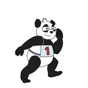 The Smart Panda - Running