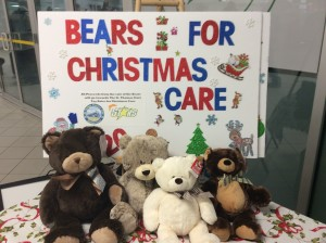 Smart Panda - Bears For Christmas Care