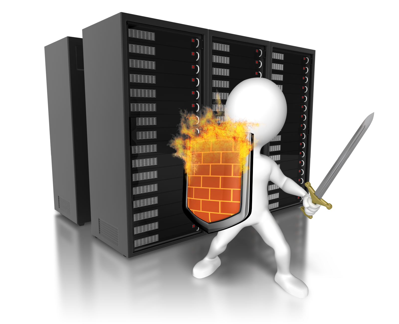 Smart Panda - Firewall Dude