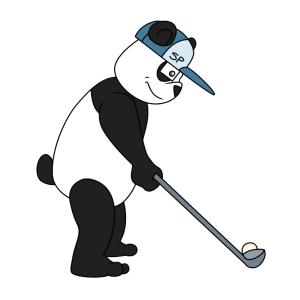 Smart Panda - Golfing
